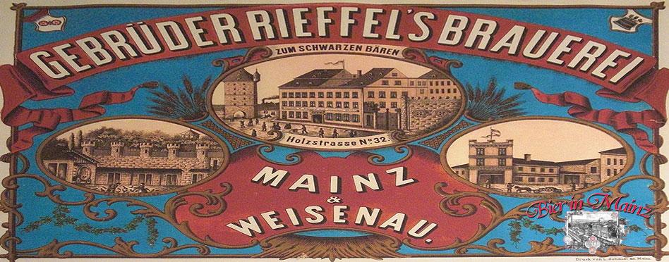 Brauerei zum schwarzen Bären Mainz
