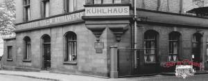 Mainzer Brauerei Altmünster Kühlhaus
