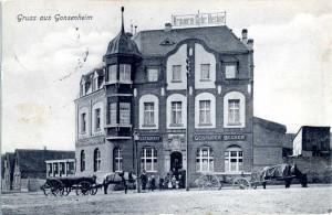 alte Postkarte um 1913