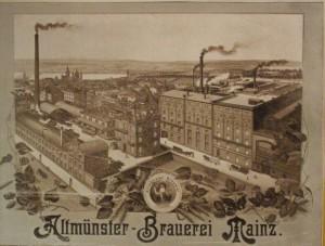Mainzer Brauerei Altmünster