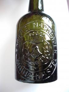 ab 1908  Inhalt 0,33 l Mainz - Kastel