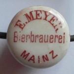 Porzellanverschluß E. Meyer