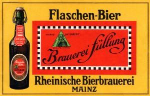 Rheinische Brauerei Weisenau