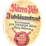 Jubiläumstrunk 1939