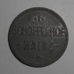 Biermünze Schöfferhof Mainz1