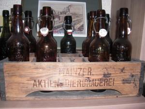 Holzbierkasten MAB Mainz