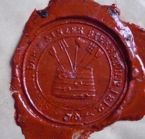 Siegel der Mainzer Bierbrauer 1812