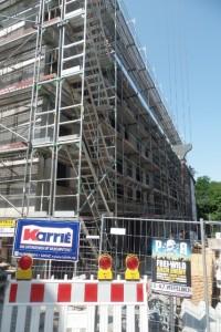 Neubau Altmünsterbrauerei Walpodenstr.    BiM